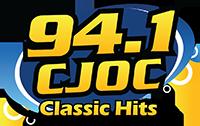 94.1 CJOC FM logo