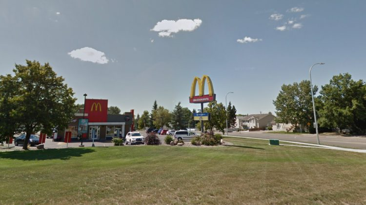 McDonald's on Mayor Magrath Drive North. Photo credit to Google Maps.