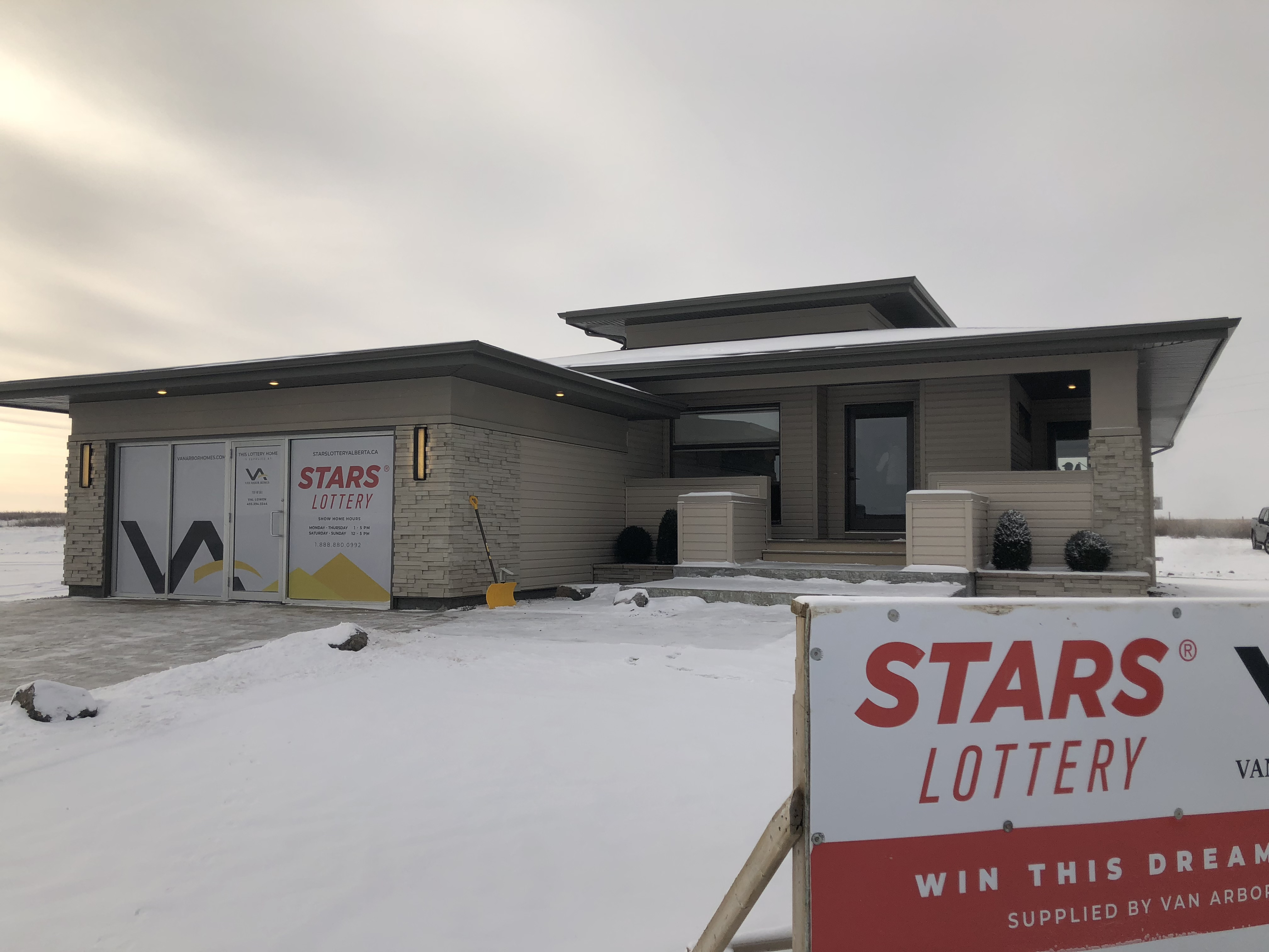 Stars Lottery 2020