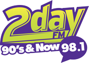 98.1 2day FM - 90's & Now